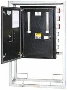 200A Site Distribution Board