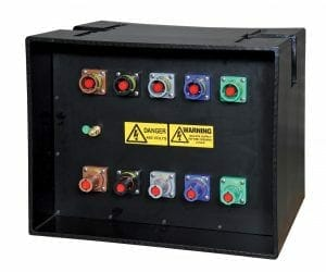 IP400 distribution unit