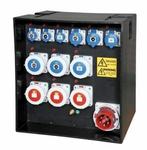 Generator Distribution Board