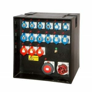 63A Event Distribution Board